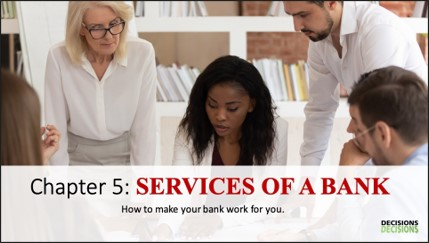 Services of a Bank